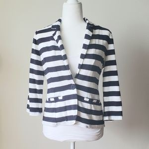 Caslon striped blazer